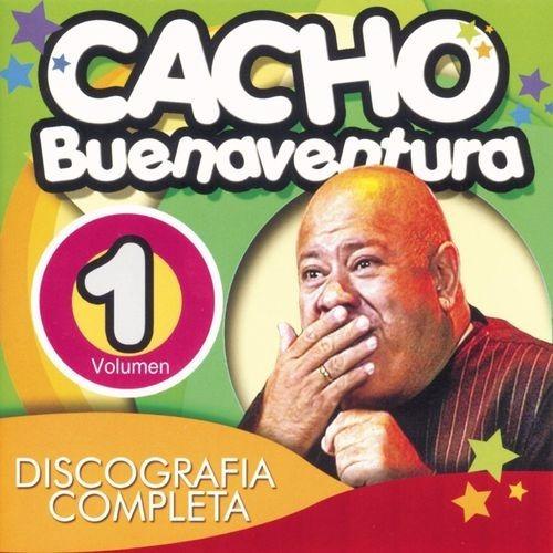 Cd Cacho Buenaventura Discografia Completa Volumen 1 Sy