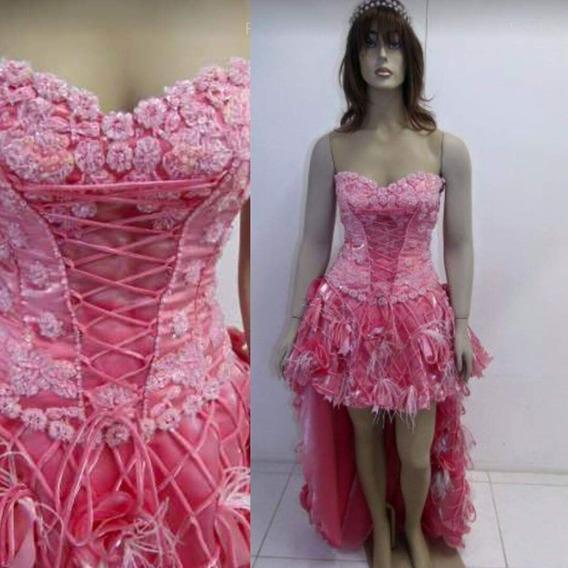 Vestido Debutante Mulet