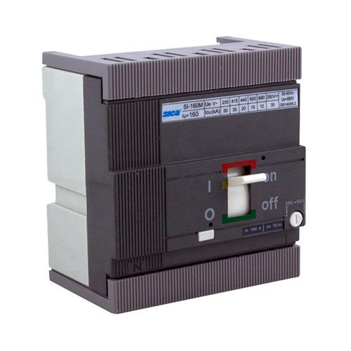 Interruptor Compacto Sica Tetrapolar Regulable 88/125a