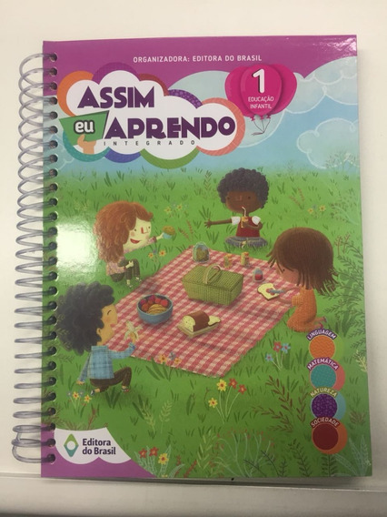 Assim Eu Aprendo 1 - Ed. Infantil Integrado