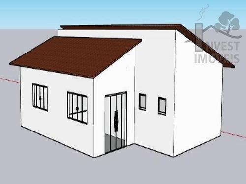 Imagem 1 de 5 de Cod 5617 - Chácara Nova Próx Do Centro Da Cidade De Ibiúna!! - 5617