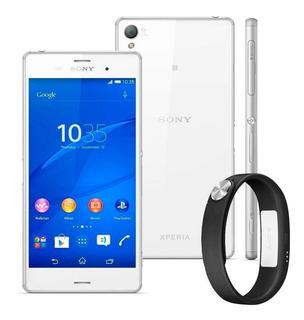 Celular Sony Xperia Z3 Dual D6633 Original Novo Vitrine Bran