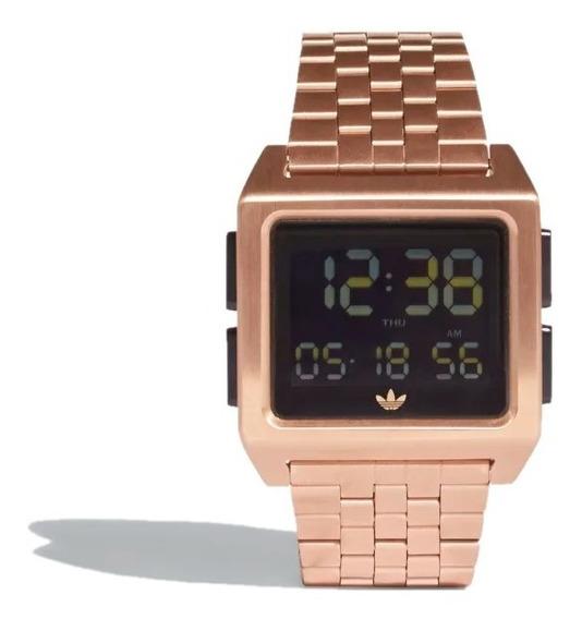 Reloj adidas Originals Unisex Rosa Archive M1 Z011098