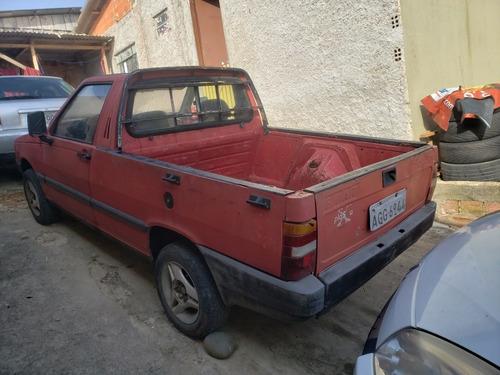 Fiat Fiorino Carroceria