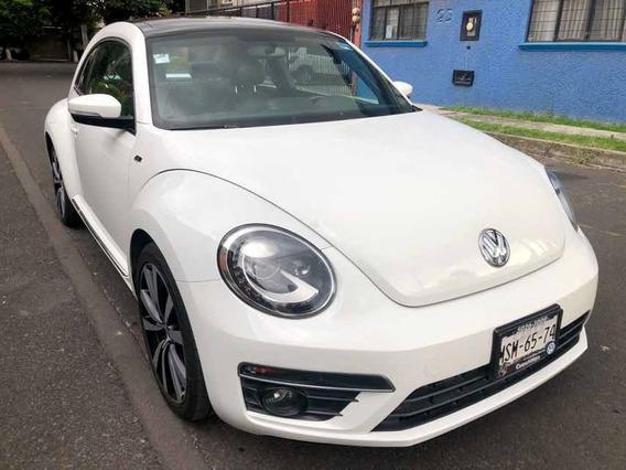 Volkswagen Beetle 2.0 R-line Mt 2015