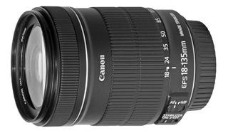 Lente Canon Ef-s Objetivo 18-135mm F/3.5-5.6 Is Open Box