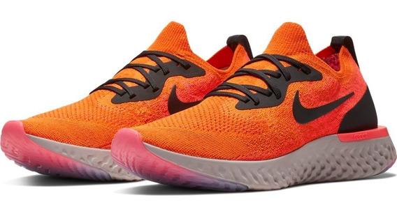 Zapatillas Nike Epic React Flyknit Running Profesional 2