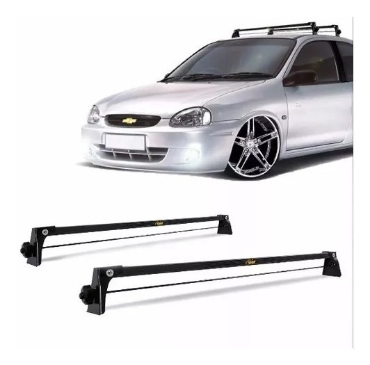 Rack Teto Vhip Corsa Wind Sedan 98 99 00 01 02 03 04 A 2011