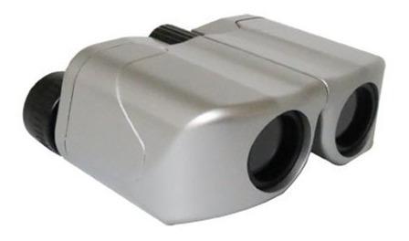 Binocular 6 X 20 6 Plata Chato 351 Silver Obi
