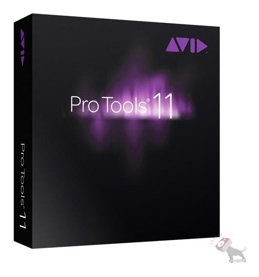Avid Pro Tools 11 Download Activation Card E Ilok 2 - Áudio