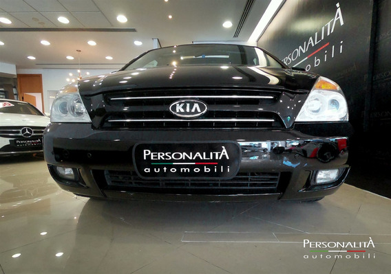 Kia Carnival 3.8 Ex V6 24v Gasolina 4p Automatico