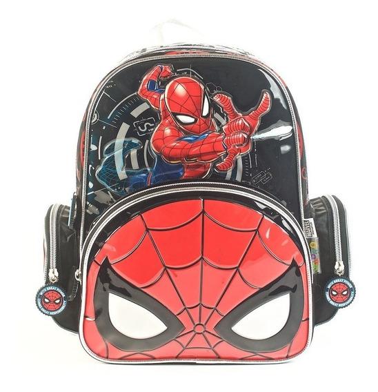 Mochila Spiderman Go Spidey Espalda 12