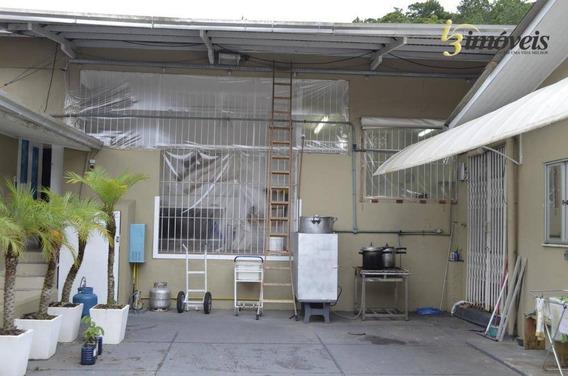 Galpão Em Itajaí - Sc - Ga0026