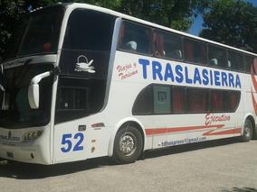 Omnibus Scania 380 Doble Piso