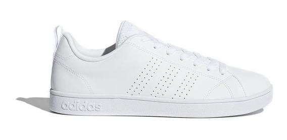 Tenis adidas Blanco Advantage Clasico Original Hombre Casual/deportivo Comodo