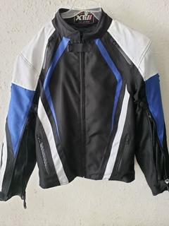 Chamarra Protectora Motociclista Frank Thomas Med Americana