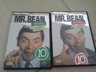 Dvd Mr. Bean Original. Especial 10 Años