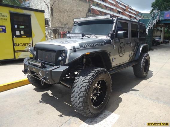 Jeep Rubicon 4x4