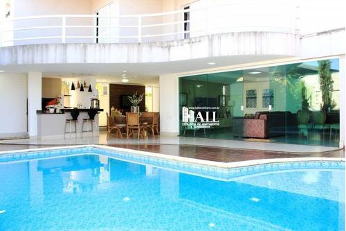 Casa De Condomínio Com 5 Dorms, Parque Residencial Damha, São José Do Rio Preto - R$ 1.32 Mi, Cod: 2570 - V2570