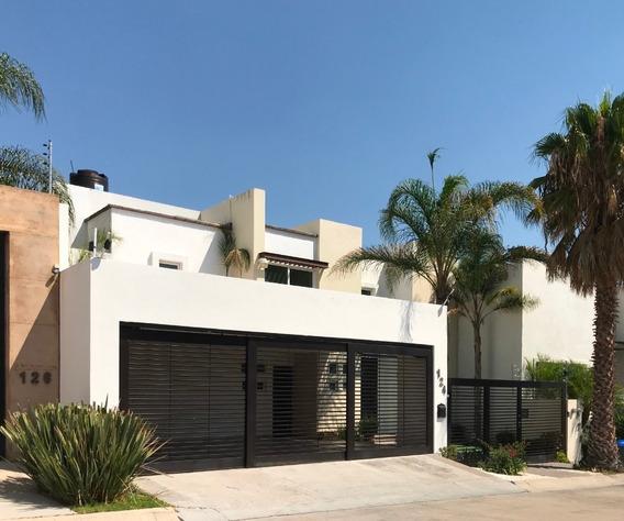 Casa En Venta, Cañada Del Refugio Norte, León, Zona Norte