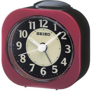 Reloj Despertador Seiko Qhe121r.. Nuevo.