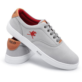 Tenis Sapatenis English Polo Masculino Sapato Casual
