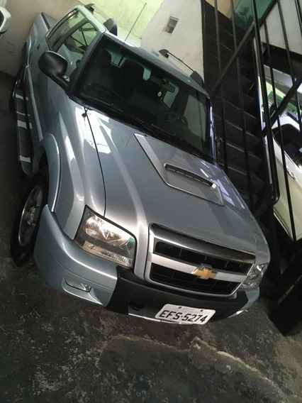 Chevrolet S10 Executive Cd 2.8 Diesel 4x4 2011 Prata Revisad