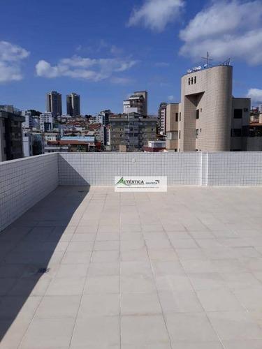 Imagem 1 de 25 de Cobertura Residencial À Venda, Cidade Nova, Belo Horizonte. - Co0207