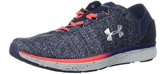 Tenis Under Armour Charged Bandit 3 Azul Marino 7 Us