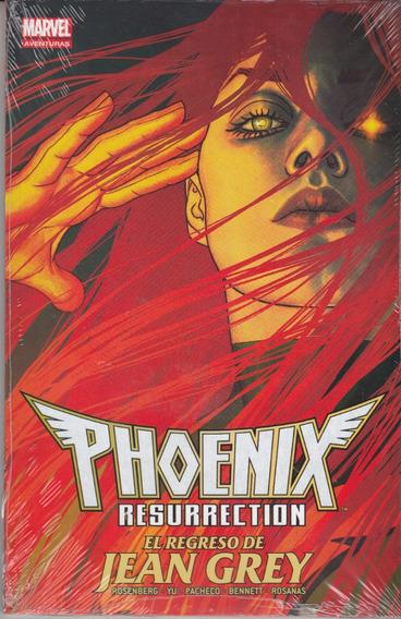 Comic Marvel Phoenix Resurreccion El Regreso De Jean Grey