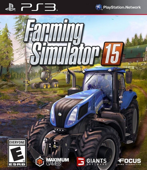 Farming Simulator 2015 Ps3 Via Psn