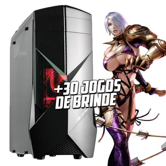 Pc Gamer Cpu Delta Intel I5 7400 8gb Ddr4 1tb Gtx 1050ti Pro
