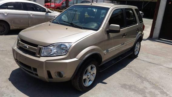 Ford Ecosport 2008, Factura Seguros Precio De Remate $82,000