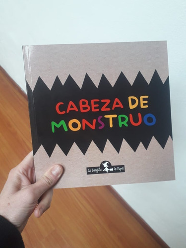 Cabeza De Monstruo - Cuento - María Laura Dede