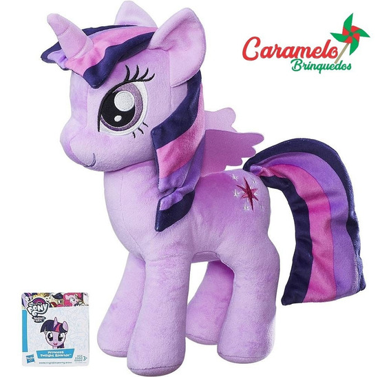 Pelúcia My Little Pony Princess Twilight Spark - Hasbro