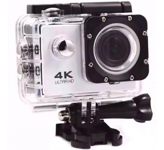 Action Câmera Filmadora Hd 1080p Sports 4k Visor Lcd 1.5