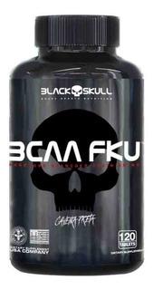 Bcaa Fku 1.3gr 240tabs Black Skull