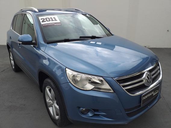 Volkswagem Tiguan 2011 Gasolina 2.0 Tsi Azul