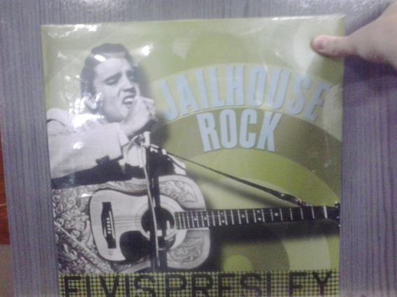 Lp - Imp - Elvis Presley - Jailhouse Rock - 180 G - Frete 15