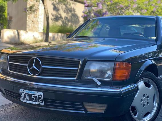 Mercedes-benz Sec 560