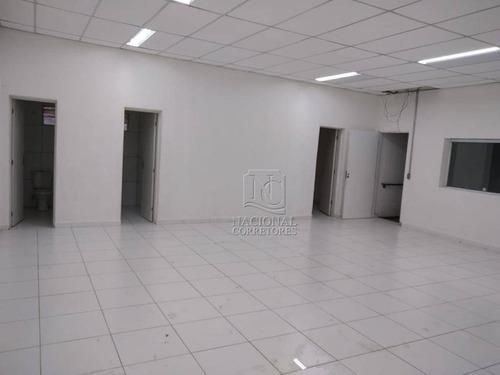 Galpão Para Alugar, 600 M² Por R$ 18.000,00/mês - Brás - São Paulo/sp - Ga0769