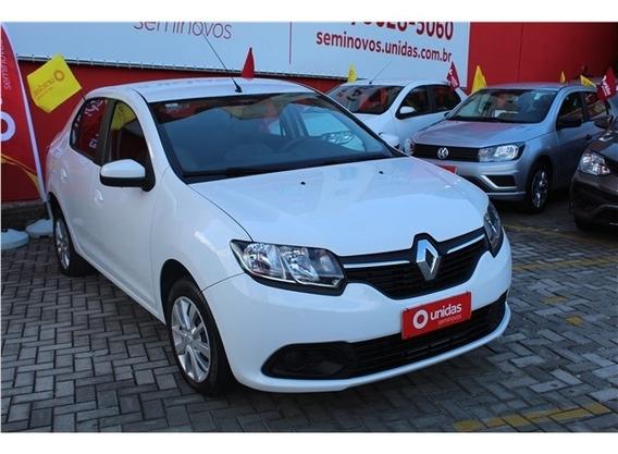 Renault Logan 1.6 16v Sce Flex Expression 4p Easy-r