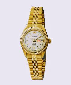 Relógios Femininos Orient Automático Original, Tamanho:28mm