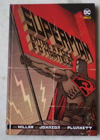 Superman Entre A Foice E O Martelo Capa Dura
