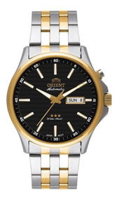 Relógio Orient Masculino Ref: 469tt043 P1sk - Automático