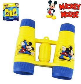 Binoculo Infantil Na Cartela Mickey Etitoys Dy-186
