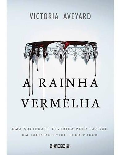 Livro A Rainha Vermelha - Victoria Aveyard