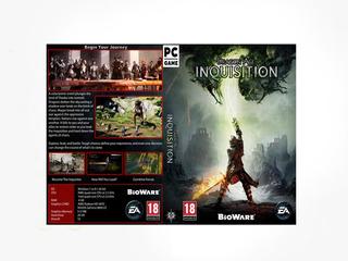 Dragon Age Inquisition Pc - Origin Key - Entrega Inmediata