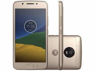 Smartphone Motorola Moto G5 32gb Ouro Dual Chip 4g