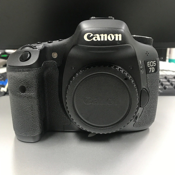 Canon Eos Dslr 7d Mark I